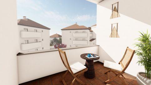 terrace - terrace - Small Oasis Manilva