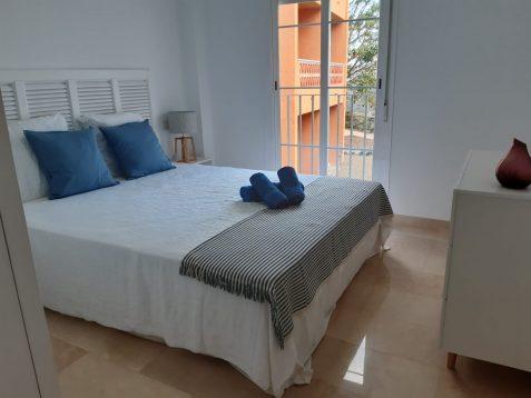 chambre principale - chambre - Small Oasis Manilva